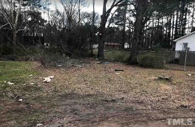 Durham County Residential Lots & Land For Sale: 812 Belvin Avenue