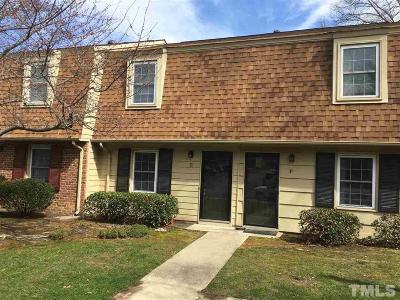 Raleigh Condo For Sale: 145 Jones Franklin Road #E
