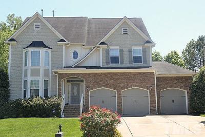 Apex Single Family Home For Sale: 306 Coriander Court