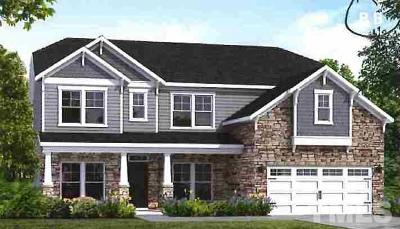 Raleigh Single Family Home Pending: 3438 Piping Plover Drive