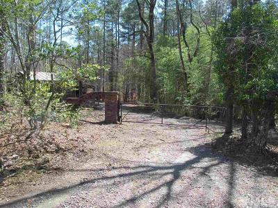 Wake County Residential Lots & Land For Sale: 7450 Pinecrest Drive