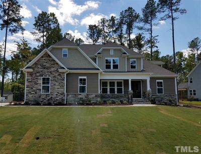 Clayton Single Family Home Pending: 556 Rockport Drive