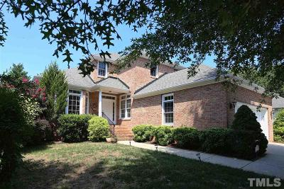 Chapel Hill Single Family Home For Sale: 151 S Fields Circle