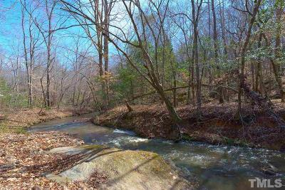 Sanford Residential Lots & Land Contingent: Lot 21 Round Fish Drive