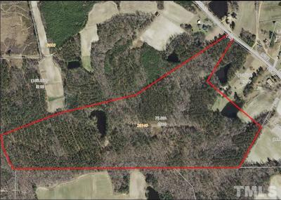 Granville County Residential Lots & Land For Sale: 3178 Hester Road