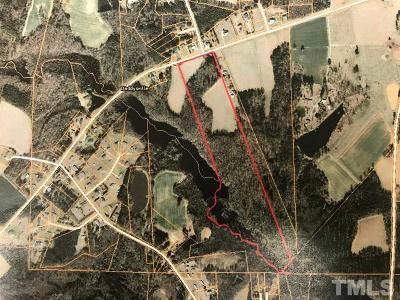 Franklin County Residential Lots & Land For Sale: Old Us 64 Highway