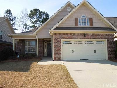 Garner Single Family Home For Sale: 212 Easy Wind Lane