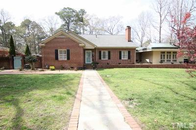 Smithfield Single Family Home For Sale: 824 S First Street