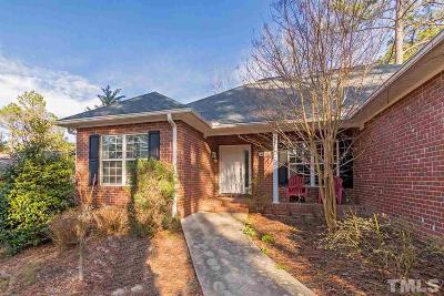 Pinehurst Single Family Home For Sale: 2610 SW Longleaf Drive