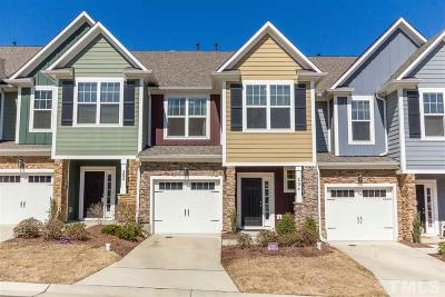 Holly Springs Townhouse Pending: 204 Ribbon Walk Lane