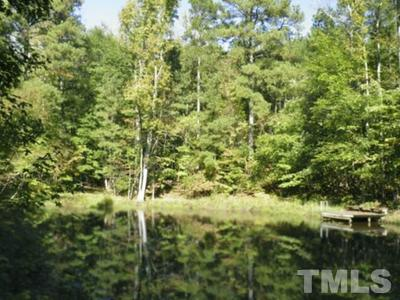 Chatham County Residential Lots & Land For Sale: Hickory Pond Road