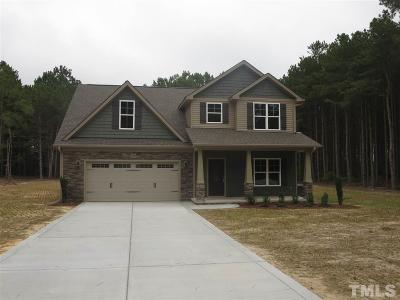 Harnett County Single Family Home For Sale: 3982 Old Us 421
