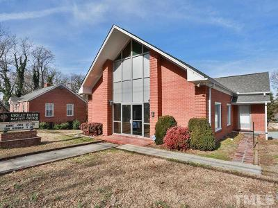 Durham Commercial For Sale: 909 Camden Avenue