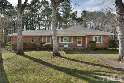 Durham Single Family Home For Sale: 2301 Tampa Avenue