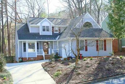 Cary Single Family Home For Sale: 104 Keithwood Lane