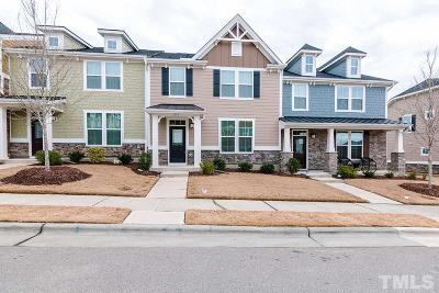 Morrisville Rental For Rent: 1053 Semora Lane