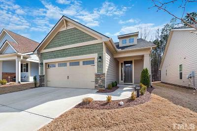 Durham Single Family Home For Sale: 1214 Chronicle Drive