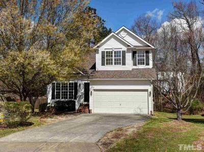 Wake Forest Single Family Home For Sale: 8104 Stone Bridge Court