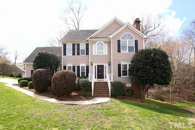Cary NC Single Family Home For Sale: $390,000