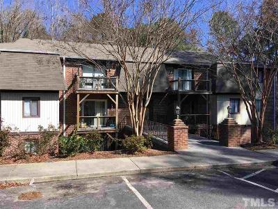 Fuquay Varina Rental For Rent: 205 E Ransom Street #3B