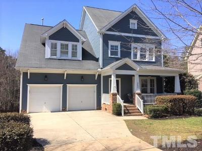 Holly Springs Single Family Home For Sale: 240 Brookberry
