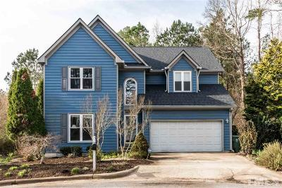 Cary Single Family Home Pending: 104 Glensford Way