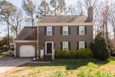 Raleigh Single Family Home For Sale: 2912 Bolo Trail
