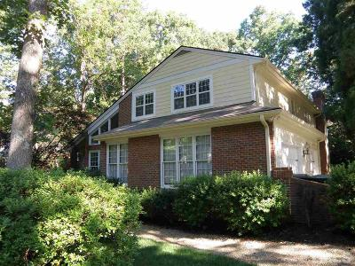 Raleigh Single Family Home For Sale: 129 Ammons Drive