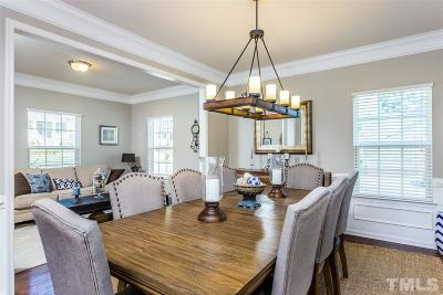 Wake County Single Family Home For Sale: 520 Opposition Way