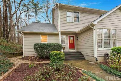Chapel Hill Townhouse Contingent: 127 Mallard Court