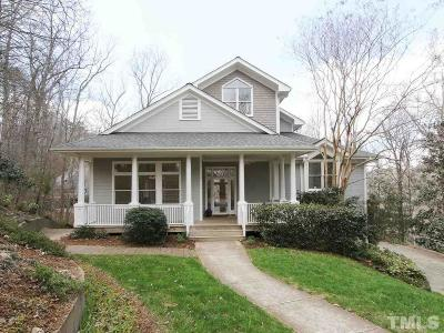 Chapel Hill Single Family Home For Sale: 121 Breckenridge Place