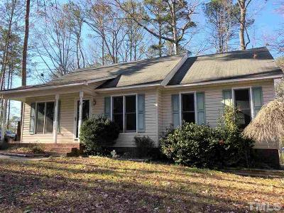 Lee County Single Family Home For Sale: 995 Windrace Trail North