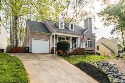 Single Family Home For Sale: 204 Dalmeny Drive