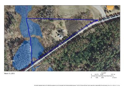 Durham County Residential Lots & Land For Sale: 3912 Erwin Road