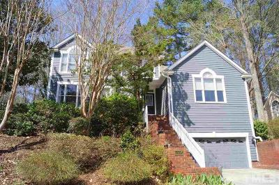 Durham Single Family Home For Sale: 5102 Brookstone Drive