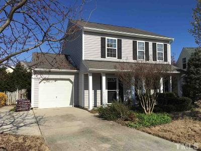 Morrisville Single Family Home For Sale: 111 Indian Branch Drive