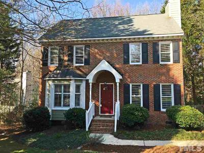 Durham Single Family Home For Sale: 2 Hitching Rack Court