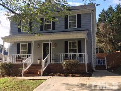 Raleigh Single Family Home For Sale: 4625 Timberhurst Drive