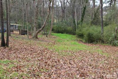 Durham County Residential Lots & Land For Sale: 600 Plum Street