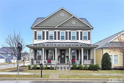 Apex Single Family Home For Sale: 1001 Ambergate Station