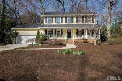 Cary NC Single Family Home For Sale: $337,900