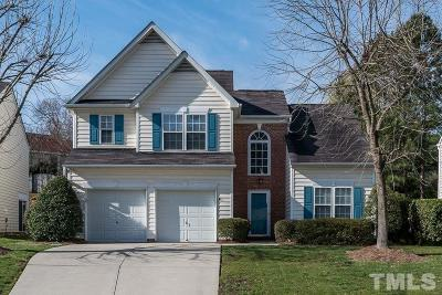Raleigh Single Family Home Contingent: 4512 Dilford Drive
