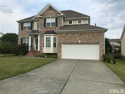 Durham Single Family Home Contingent: 2403 Oleander Drive