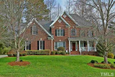 Chapel Hill Single Family Home For Sale: 107 Turtleback Crossing Drive