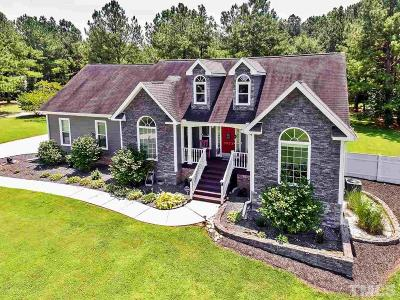 Knightdale Single Family Home For Sale: 5622 Old Forest Circle