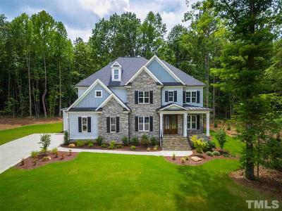 Wake Forest Single Family Home For Sale: 7345 Waterlook Way
