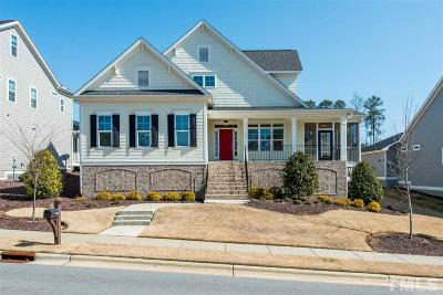 Chapel Hill Single Family Home For Sale: 1403 Great Ridge Parkway