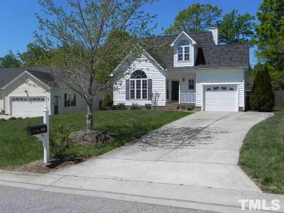 Wake Forest Rental For Rent: 1013 Caladium Drive