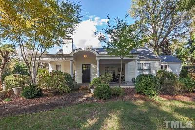 Orange County Single Family Home For Sale: 417 St Marys Road