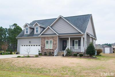 Raleigh Single Family Home For Sale: 1408 Silver Farm Road
